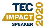 TEC Impact Speaker 2020