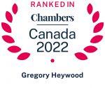 Gregory Heywood | Chambers 2022