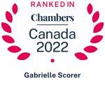 Gabrielle Scorer   Chambers 2022