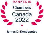 James D. Kondopulos   Chambers 2022
