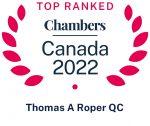Thomas A Roper | Chambers 2022