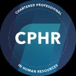 CPHR badge