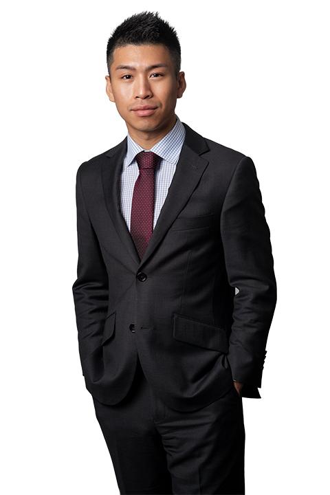 Andrew Peng 3/4 shot